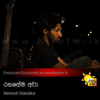 Rahasema Awa Song Download - Nimesh Randika