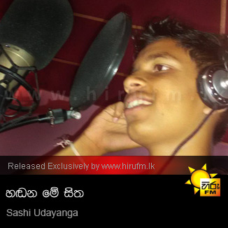 Handana Me Sitha - Sashi Udayanga