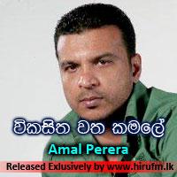 Wikasitha Watha Kamale - Remix · <b>Amal Perera</b> - 459_thumb